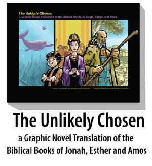 The Unlikely Chosen- Jonah, Esther and Amos